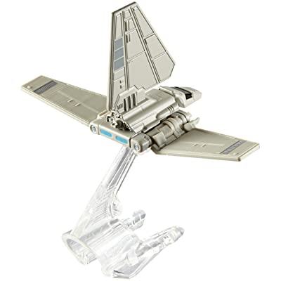 Hot Wheels Star Wars Starship Imperial Shuttle: Toys & Games