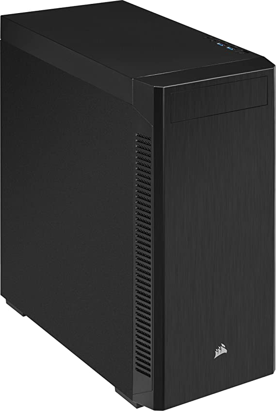 Corsair CC-9011184-WW CORSAIR 110Q Mid-Tower Quiet ATX Case