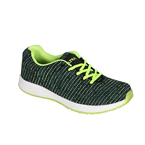 9f95a54102752c Altra Lace-Up Black & Green Stylish Casual Sports Shoes for Men/Women,  Runing Shoes, Walking Shoes, Sport Shoes etc. (Size- 9): Buy Online at Low  Prices in ...