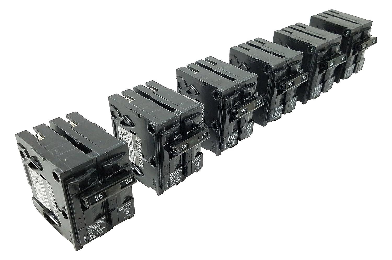 Q245 45-Amp Double Pole Type QP Circuit Breaker - - Amazon.com