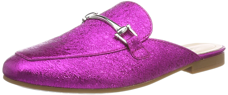 Gabor Shoes Gabor Basic, Mules para Mujer 41 EU|Multicolor (Pink)