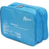 WELL-STRONG 2-in-1 104 Pcs Waterproof First Aid Kit Light and Durable for Car, Sports, Travel, Survival, Emergency, Outdoor Camping, Fishing and Hiking