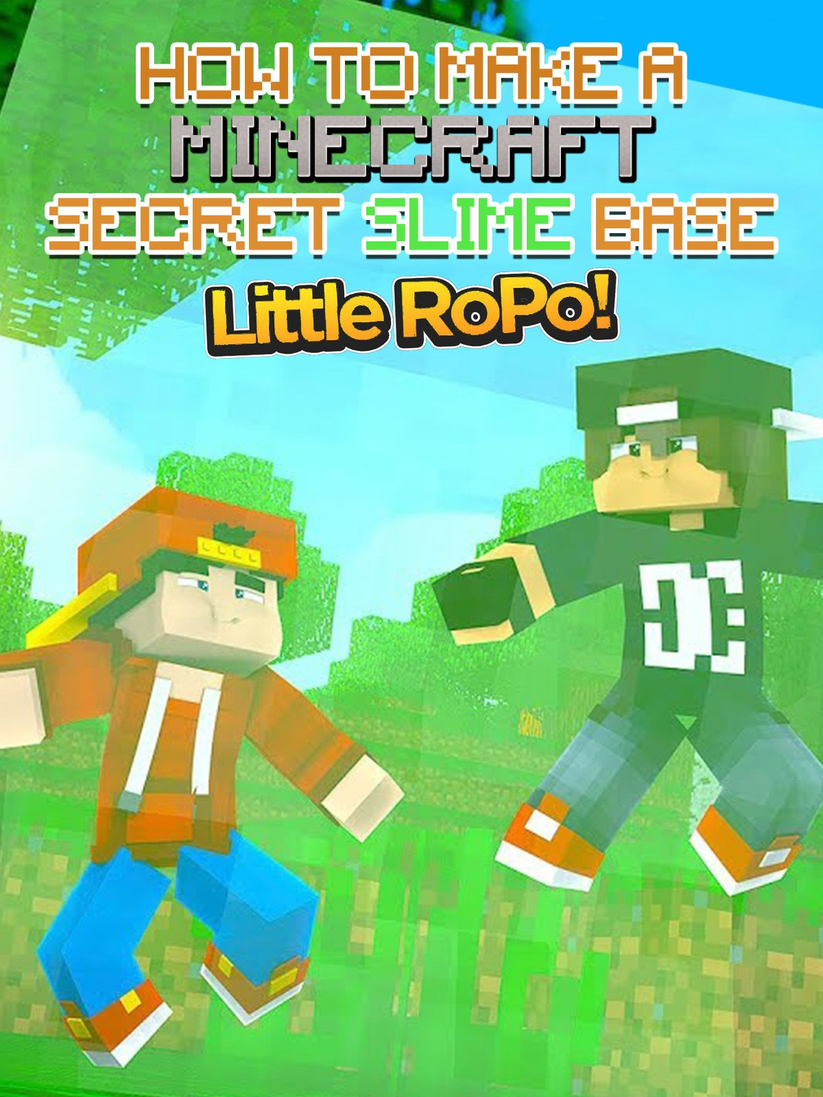 Amazon little ropo how to make a minecraft secret slime base amazon little ropo how to make a minecraft secret slime base little lizard gaming amazon digital services llc ccuart Image collections