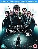 ファンタスティック・ビーストと黒い魔法使いの誕生 [3D + 2D Blu-rayリージョンフリー ※3D版のみ日本語有り](輸入版)