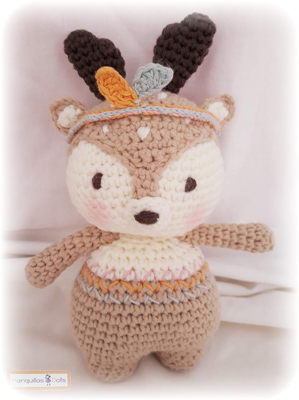 OFERTA!!! CERVATILLO de Mariquillas Dolls.: Amazon.es: Handmade
