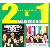 Magicos 60: 'Tony Ronald_Karina_ Lorenzo Santamaría_Jeanette_Micky