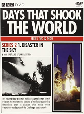 Amazon com: Days That Shook The World: Series 1 - 3 Box Set