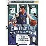 2020/21 Panini Contenders NBA Basketball BLASTER box (40 cards incl. ONE Memorabilia or Autograph card/bx)