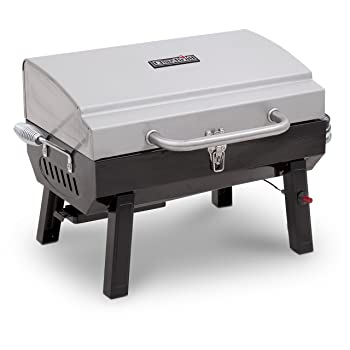 CHAR-BROIL 1-Burner 200sq. in Small Gas Grill
