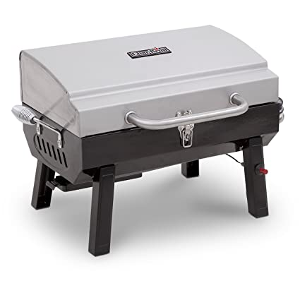 Char Broil Stainless Steel Portable Liquid Propane Gas Grill