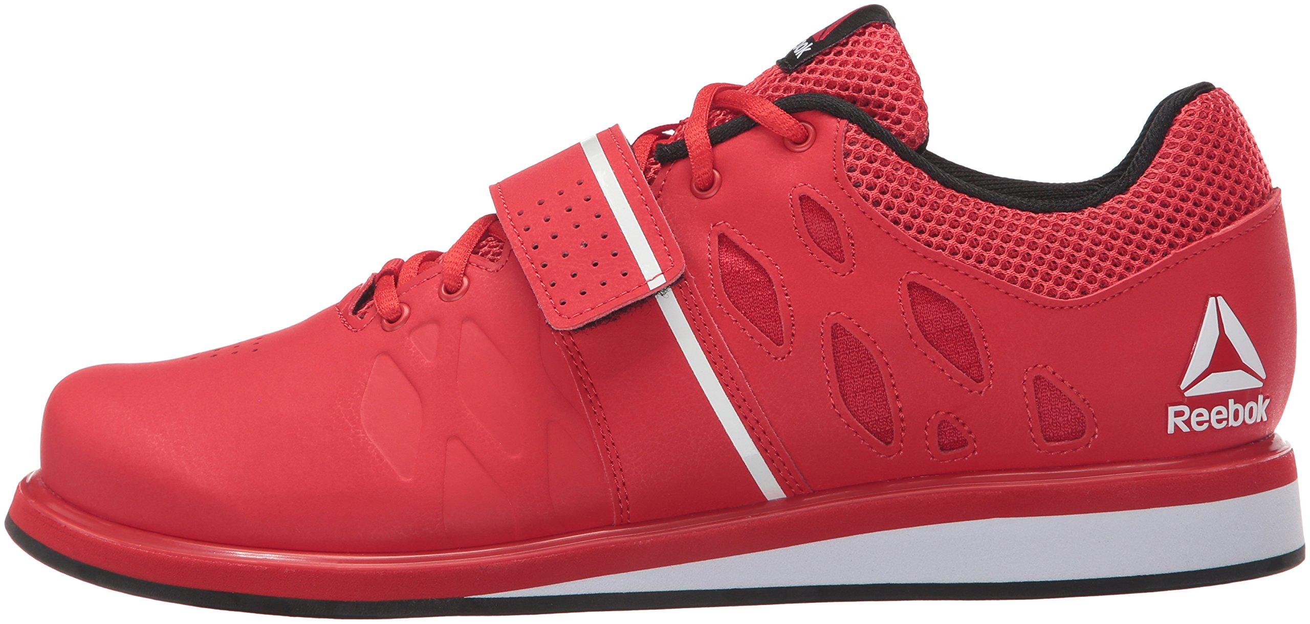 Reebok Men's Lifter Pr Cross-Trainer Shoe, Primal Red/Black/White, 7.5 M US by Reebok (Image #5)