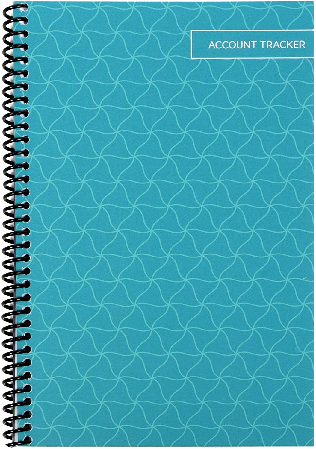 "The Superior Check and Debit Card Register - Teal 5.5"" x 8.5"" : Checkbook Ledger : Office Products"