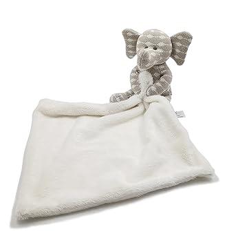 Kiyi-Gift Bebé Juguete | Juguete de Peluche de Elefante con Bebé Apaciguar Toalla