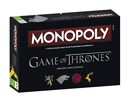 regalos para fans de juego de tronos
