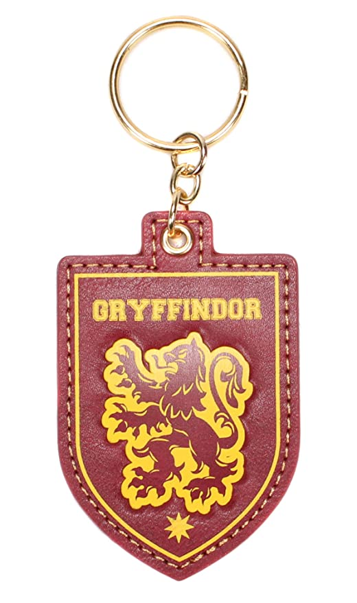 HARRY POTTER Keyhp36 Llavero Gryffindor Crest, Adultos ...