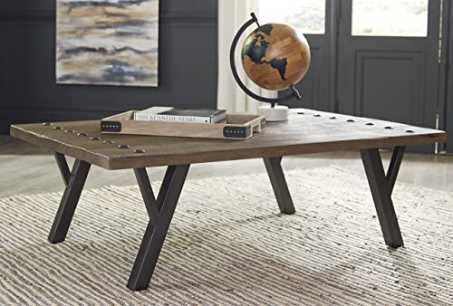 Signature Design Rectangular Coffee Table