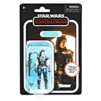Star Wars Cara Dune Carbonized Vintage Collection The Mandalorian