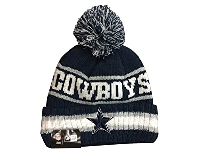 da20c5c3 New Era Dallas Cowboys Vintage Select Knit Hat