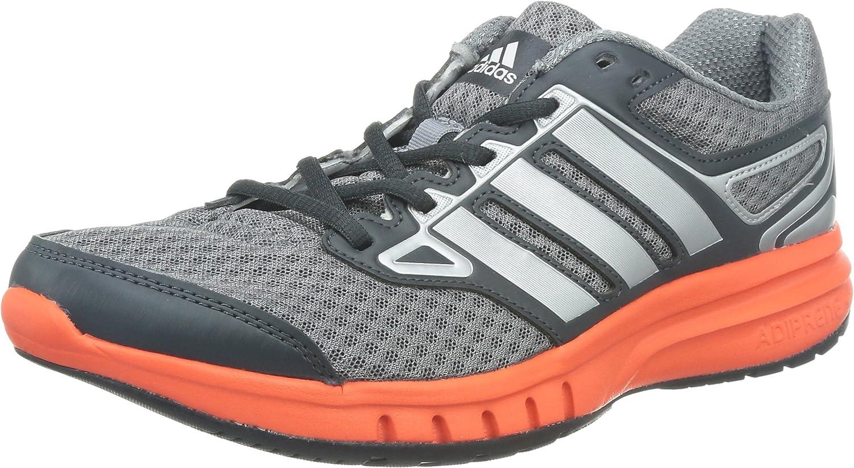 adidas - Zapatillas de Running de según descripción para Hombre Plata: Amazon.es: Zapatos y complementos