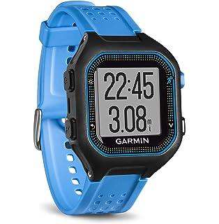 6e66c7d6e5ea Garmin Forerunner 25 GPS Reloj GPS para correr Negro Azul