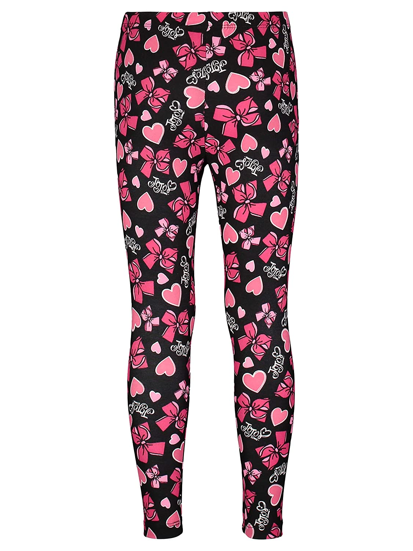 Jojo Siwa Girls Fleece Long Sleeve Shirt /& Leggings Outfit Clothing Set