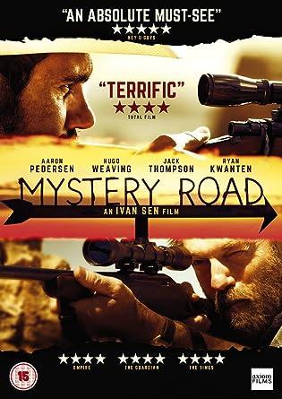 Mystery Road Dvd Uk Import Amazonde Aaron Pedersen