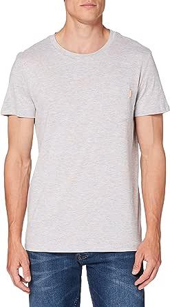 TOM TAILOR Denim Struktur Camiseta para Hombre