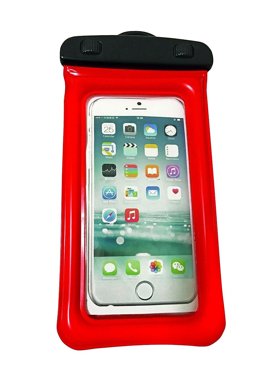 Wow Watersports H2O Proof Phone Case, Waterproof, Snowproof, Dustproof Sandproof Smarphone Holder