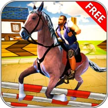 Horse Riding Adventure Games 2 2018 3D Free