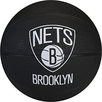 Spalding NBA Mini Primary Team - Balón de Baloncesto de Goma para ...