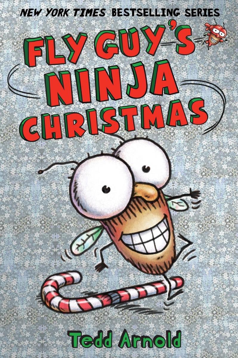 Fly Guys Ninja Christmas (Fly Guy #16): Tedd Arnold ...