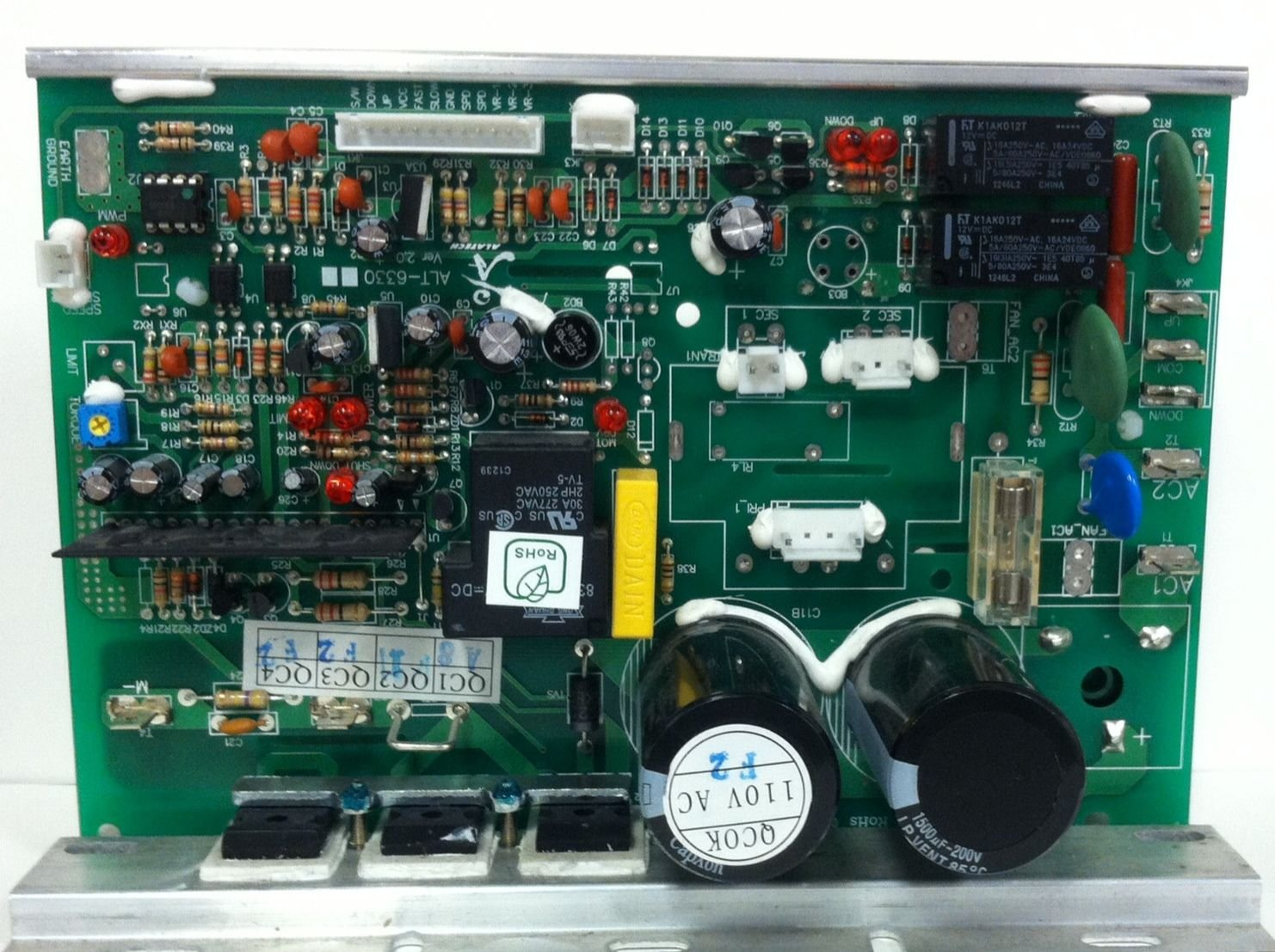 Spirit Sole Treadmill Controller Motor Lower Speed Control Board D010028 or D010045 by SOLE