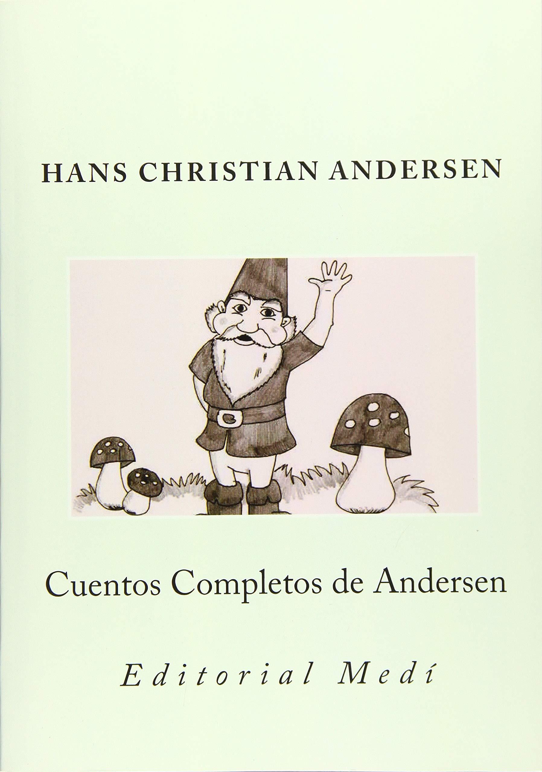 Amazon.com: Cuentos Completos de Andersen (Spanish Edition ...