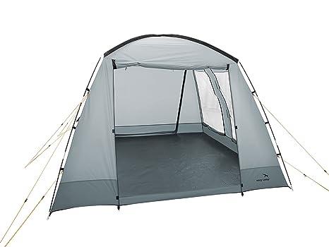 Easy Camp Pavilion Daytent - Carpa para acampada, color gris, talla única: Amazon.es: Deportes y aire libre