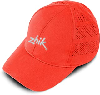 Zhik 2018 Structured Sailing Cap Flame Red HAT400