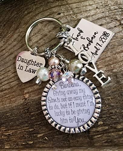 Amazon Future Daughter In Law Gift Wedding Bouquet Charm