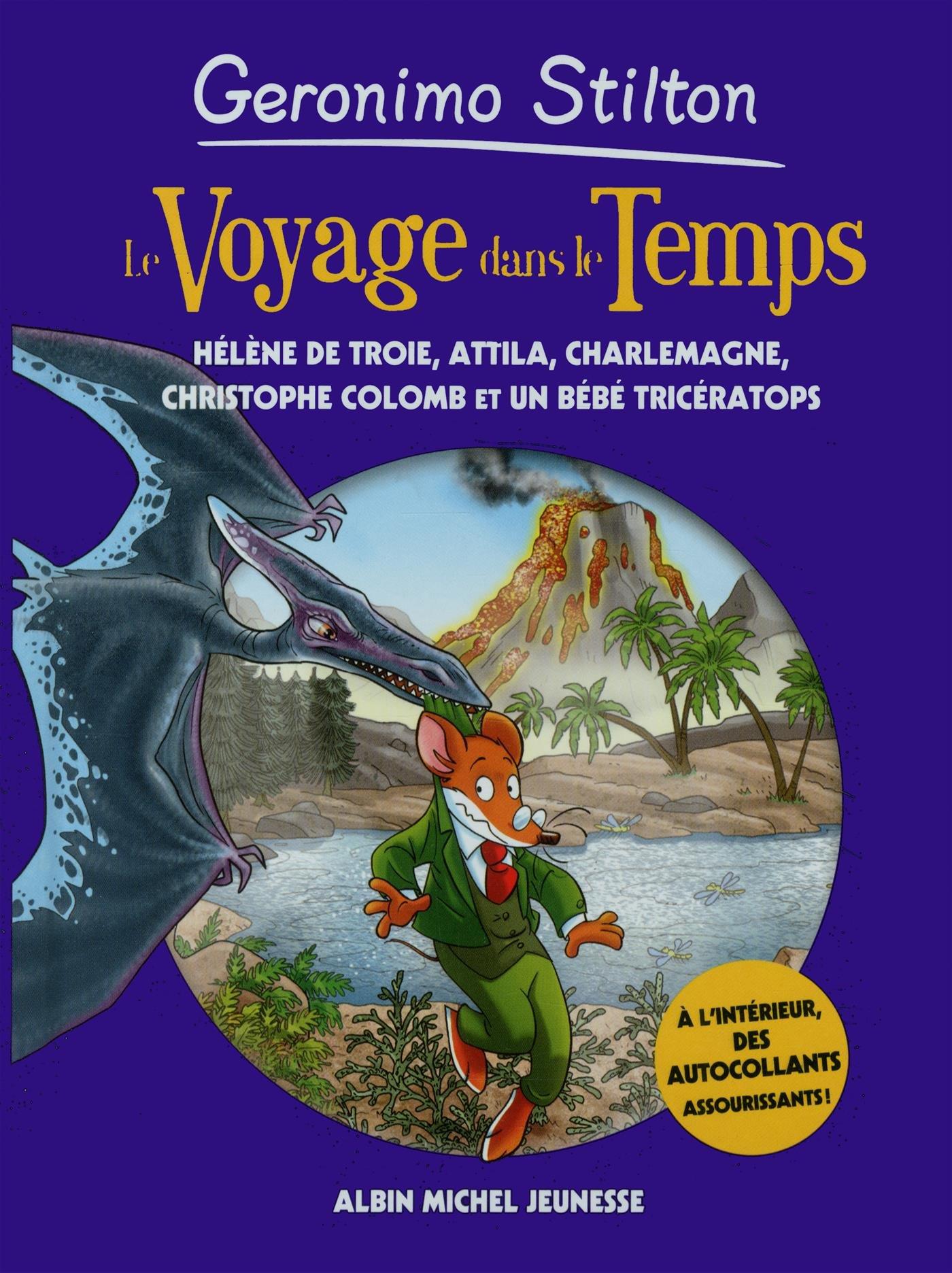Le Voyage Dans Le Temps Tome 6 Helene De Troie Attila