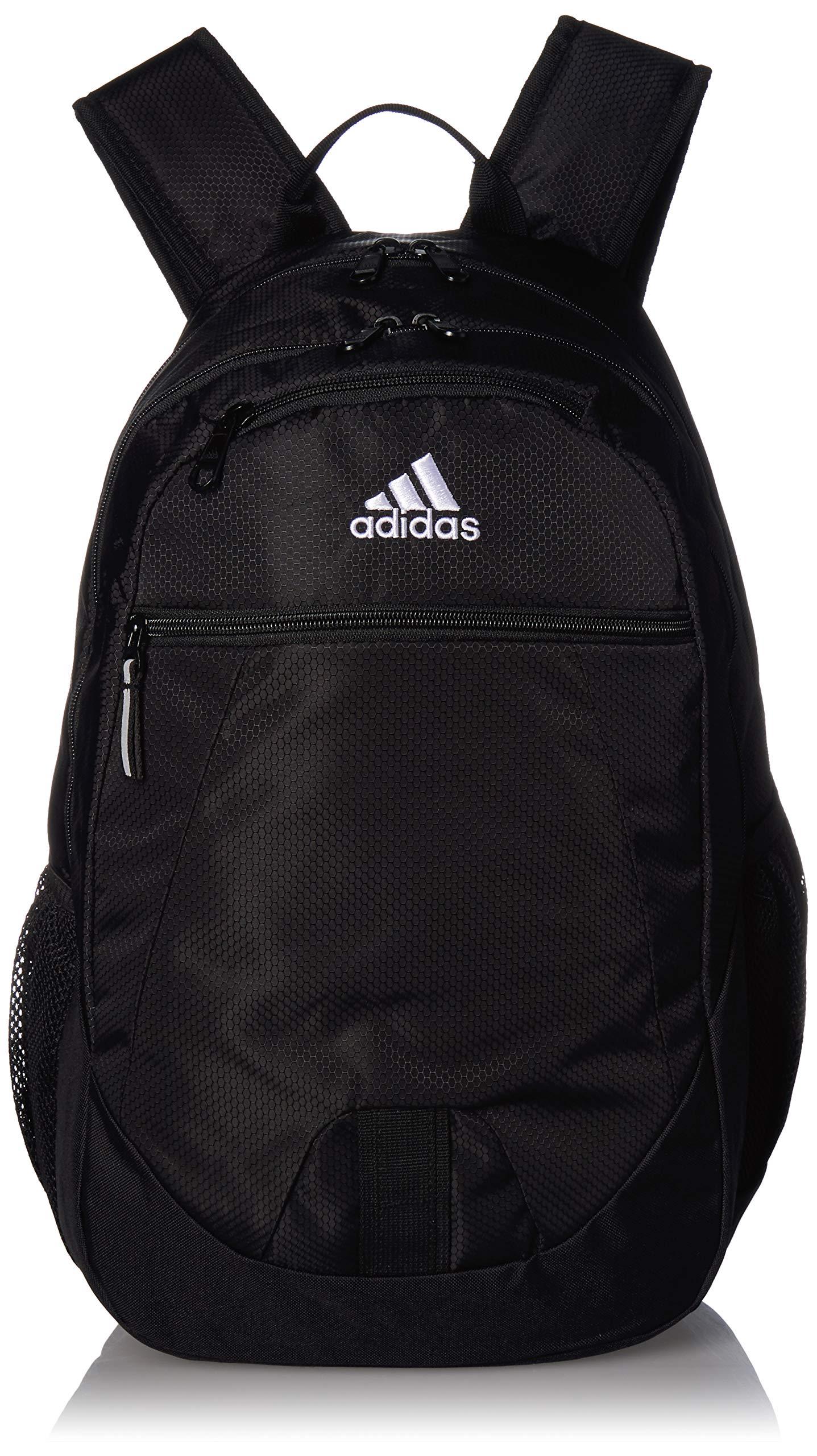 adidas Unisex Foundation Backpack, Black, ONE SIZE by adidas