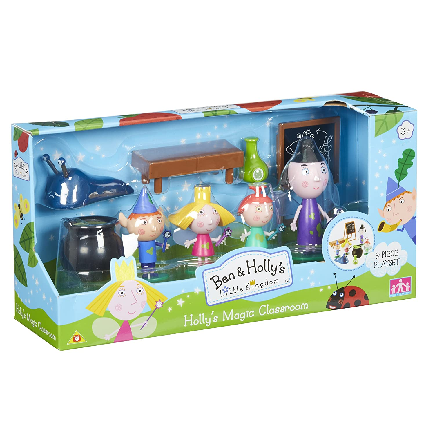 Ben & Holly's Little Kingdom Magic Class Set (Dispatched From UK) 05734