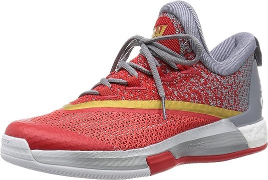 adidas Crazylight Boost 2.5 Low, Zapatillas de baloncesto para ...