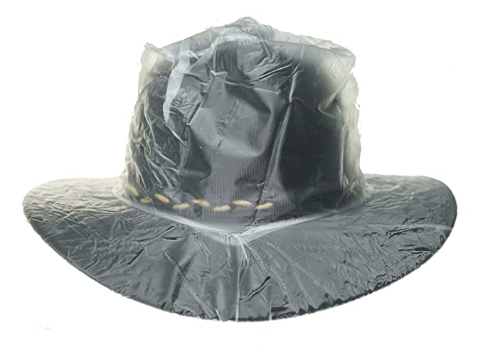 4d306bbb54 M F Western 1090 Adult s Hat Cover Tall Crown Clear Large at Amazon ...