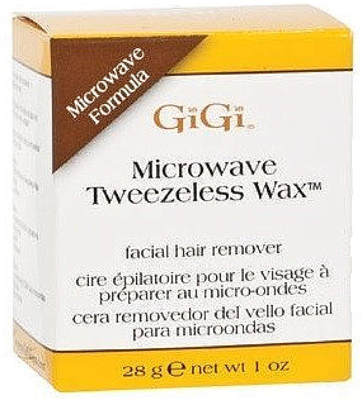 Amazon.com : GiGi Microwave Tweezeless Wax 1 oz (Pack of 6 ...