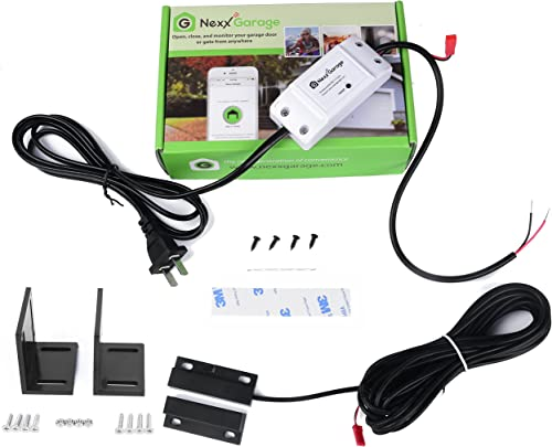 NEXX Garage NXG-100 NXG Remote Compatible Door Openers
