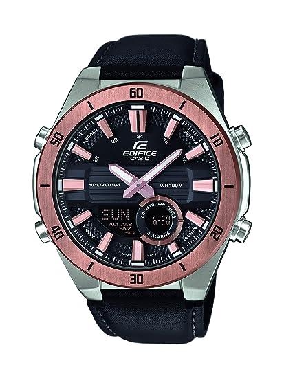 Casio Reloj Analógico-Digital para Hombre de Cuarzo con Correa en Resina ERA-110GL-1AVEF: Amazon.es: Relojes
