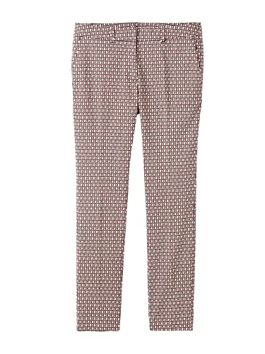 Balsamik – Pantalón ajustado, caderas anchas – Mujer – Size : 36 – Colour : Estampado terra cocida