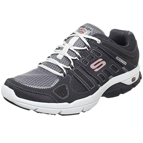 Skechers Glide - Zapatillas de fitness para hombre, color azul, talla 40: Amazon.es: Zapatos y complementos