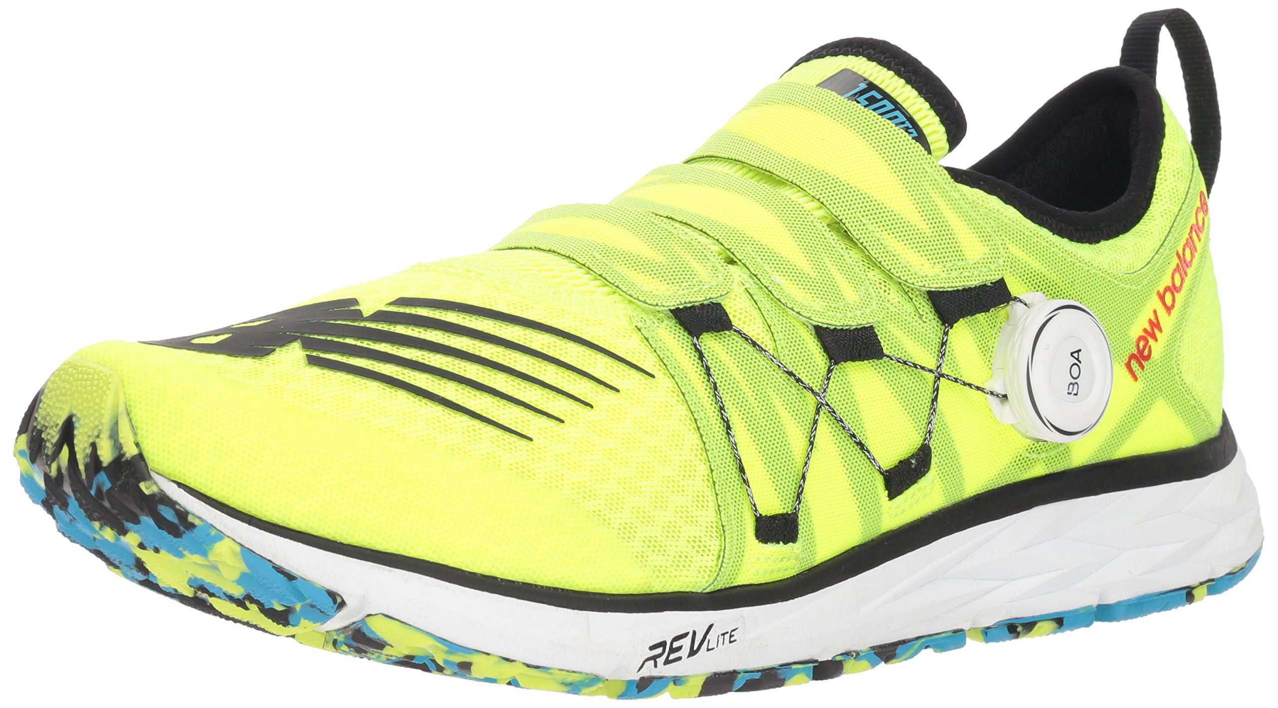 5b01844958a00 Galleon - New Balance Men's 1500v4 Running Shoe Yellow/Black 8.5 D US