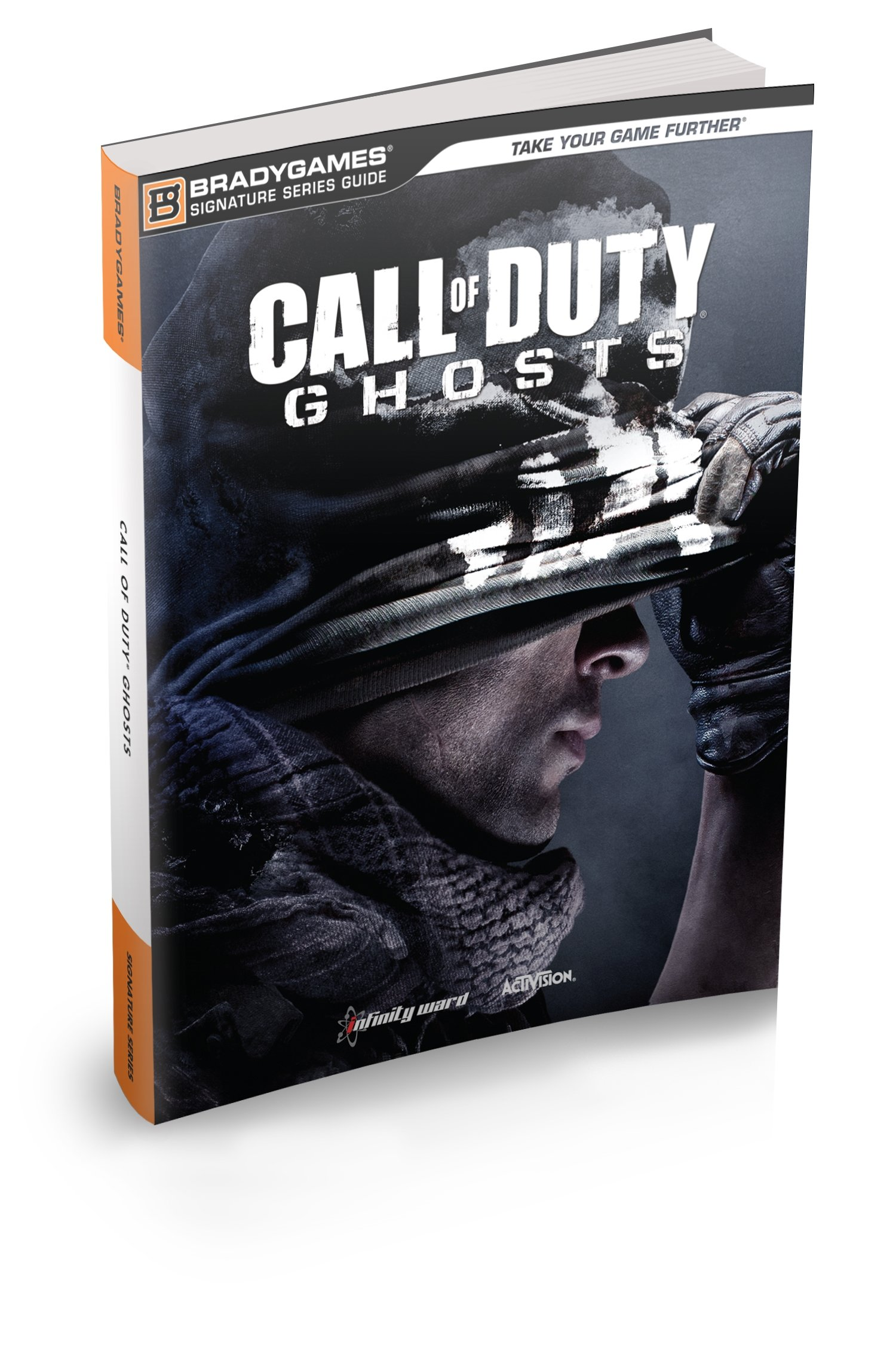 Call of Duty: Ghosts Signature Series Strategy Guide (Bradygames ...