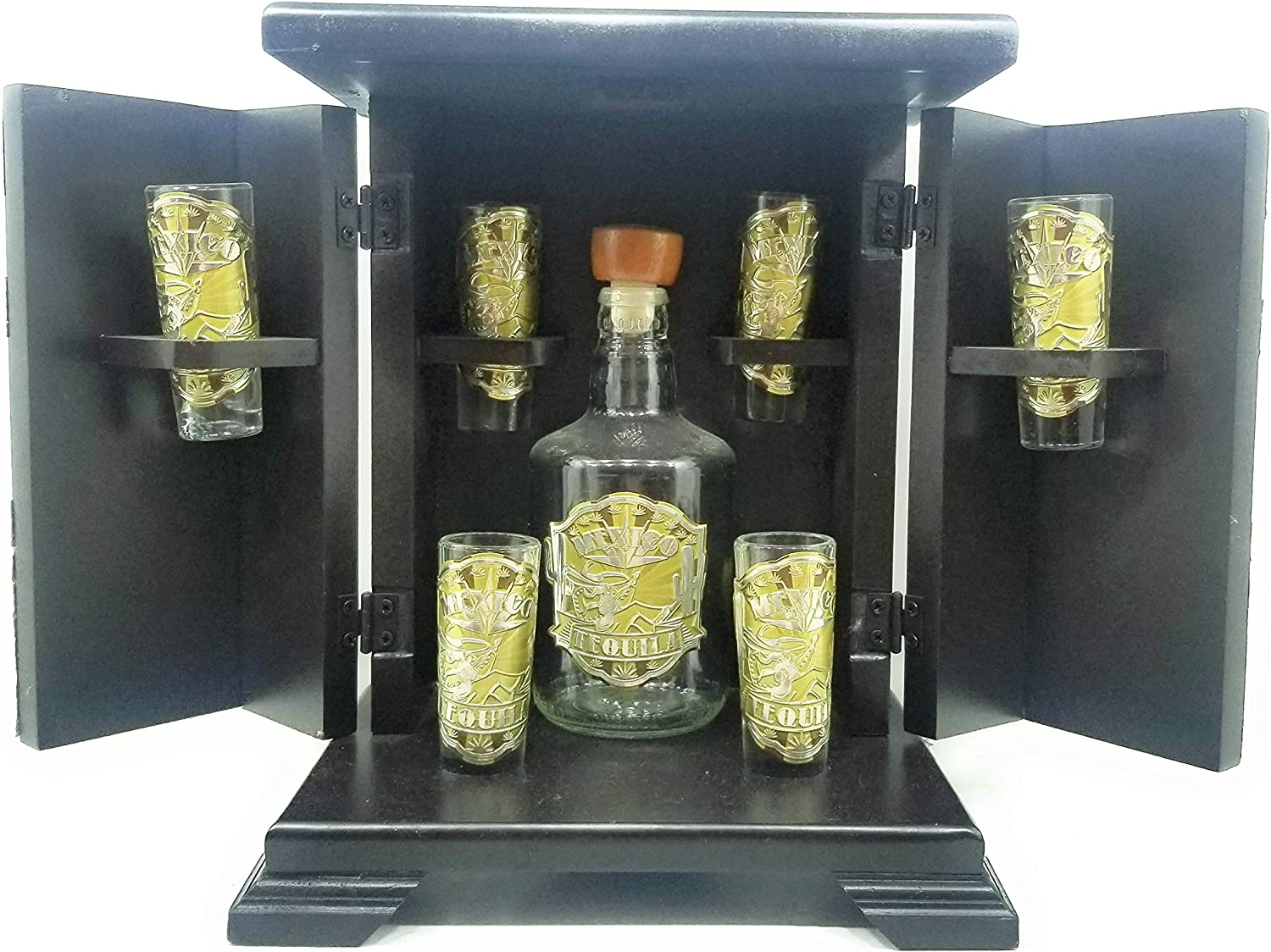 Made in America Hand Crafted Fortaleza Tequila Ashtray Upcycled Candy Dish Veteran Owned Business. Groomsmen Gift Gift for Dad