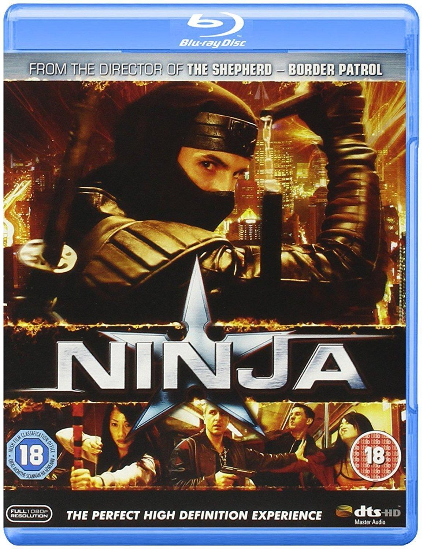 Ninja [Francia] [Blu-ray]: Amazon.es: Scott Adkins, Tsuyoshi ...